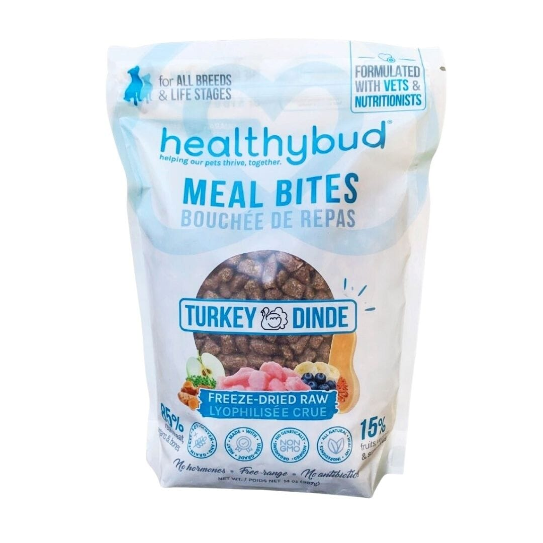 turkey meal bites