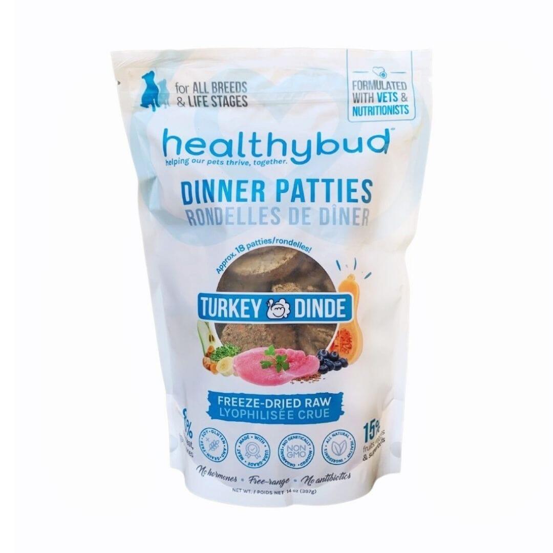 turkey meal patties